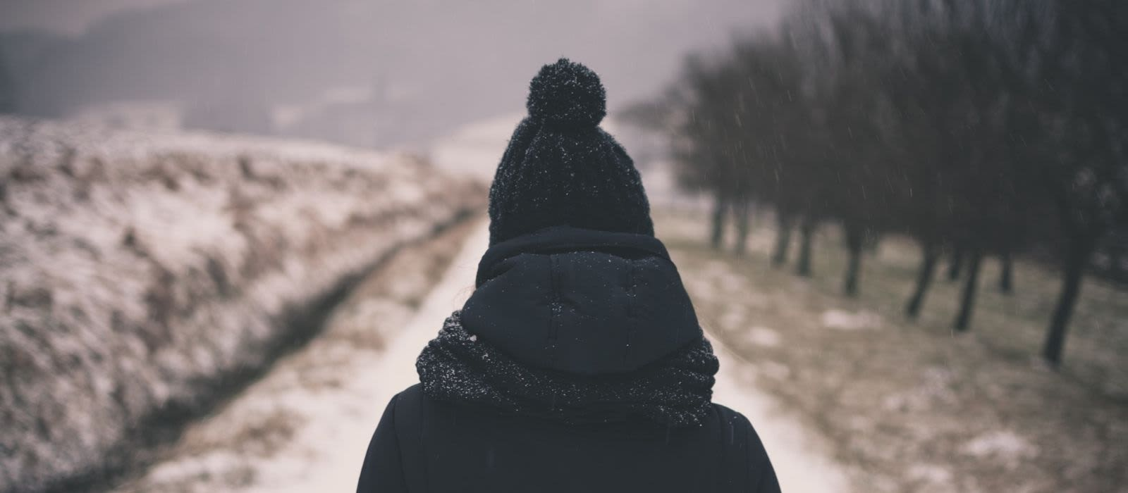 Facing a winter during a pandemic